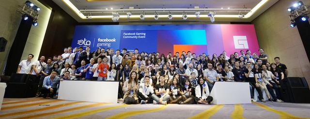 Facebook Gaming Community – Cuộc hội ngộ đầu năm 2019 đánh dấu những cột mốc mới của làng Game Streaming Việt