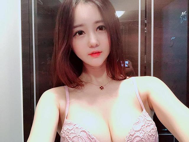Tan chảy trước vẻ nóng bỏng đẹp tựa thiên thần của hot girl xứ sở kim chi