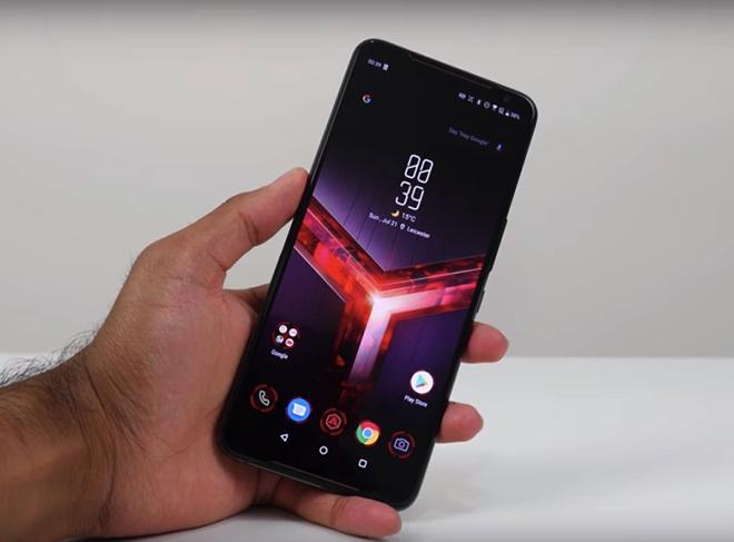 Chiếc smartphone chỉ cấu hình thôi cũng khiến game thủ thèm muốn