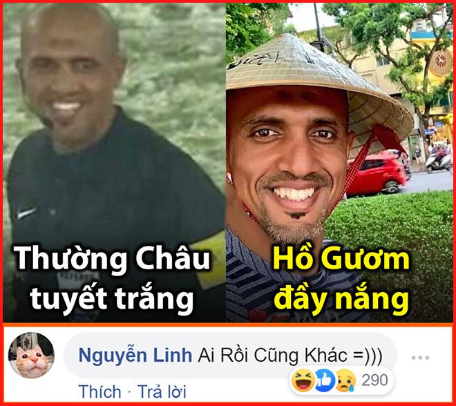 """Cộng đồng mạng rần rần """"tấn công"""" trọng tài chính trận Việt Nam – Thái Lan"""