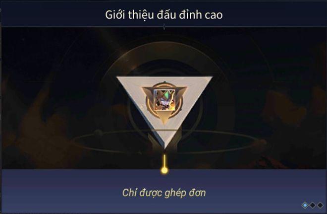 Thất vọng vì trò bẩn của game thủ, Liên Quân Mobile ra mắt chế độ Đấu Đỉnh Cao