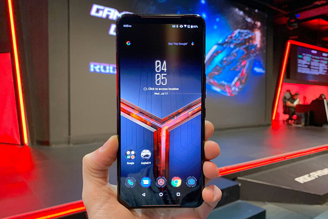 Chiếc smartphone chơi game đang được chờ đợi nhất lộ diện