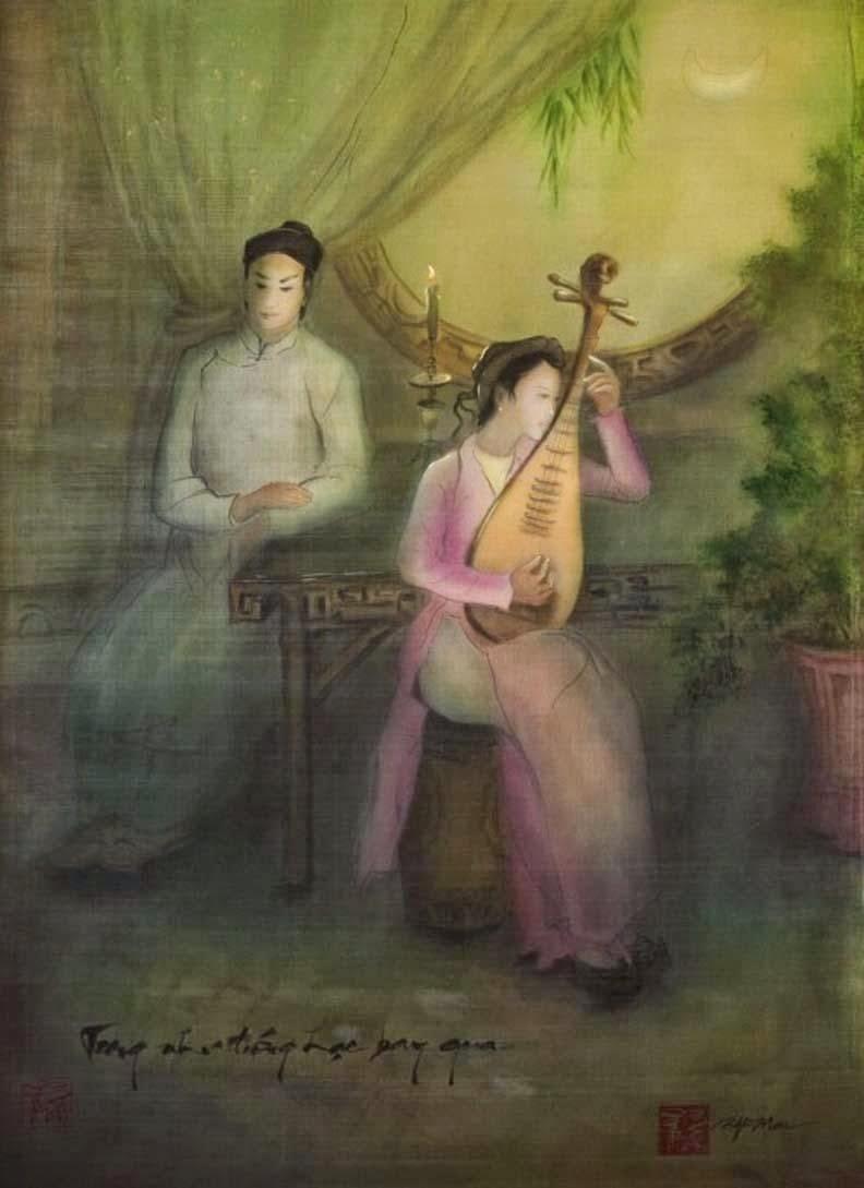 Top 12 Mối tình đẹp nhất trong văn học Việt Nam