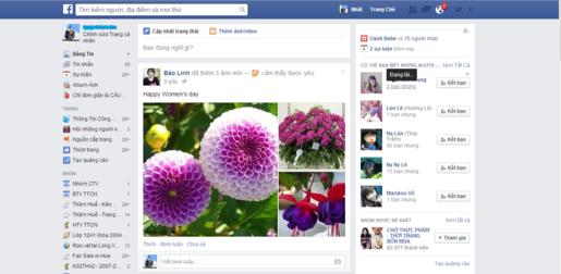 Facebook có sự thay đổi nhỏ cho News Feed