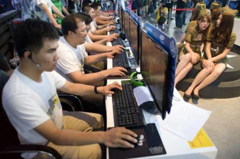 Chiêu trò mới của game Trung Quốc tại Việt Nam