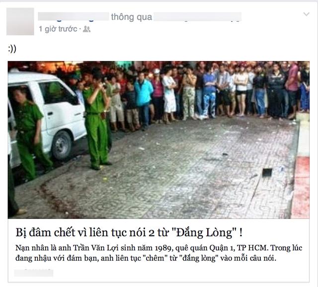 """""""Đắng lòng"""" với những chiêu trò """"câu like"""" trên facebook"""