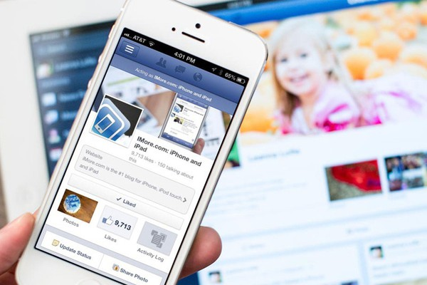 """Dùng Facebook nhiều mang lại cảm giác """"lãng phí cuộc đời"""""""