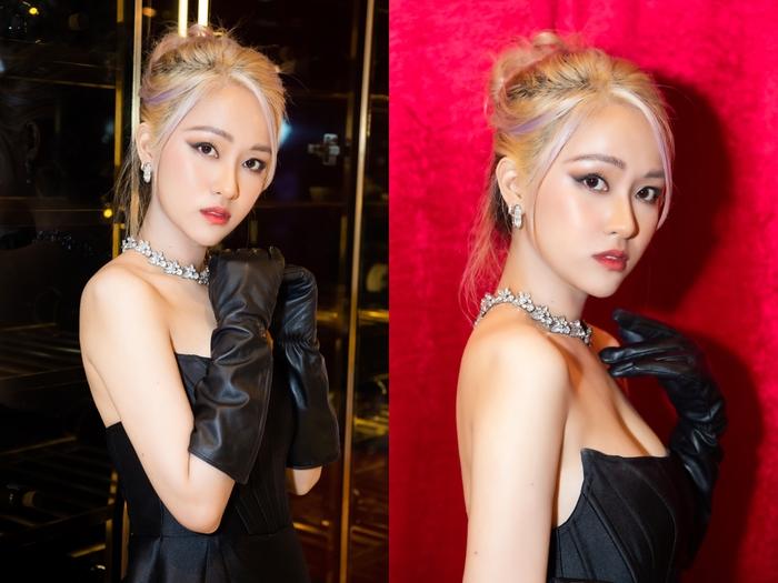 Hot girl diện váy trăm triệu tại thảm đỏ VIFF là ai mà 'chặt chém' cả Nam Em lẫn 'điên nữ' Seo Ye Ji?