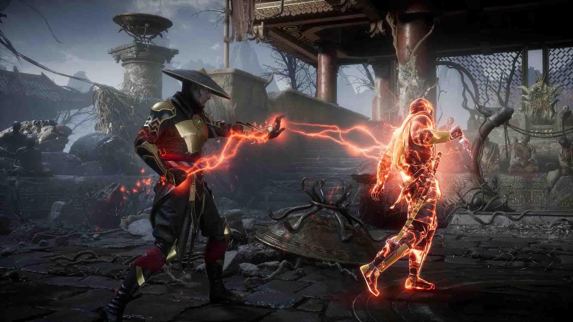 Mortal Kombat và 5 game đối kháng độc đáo