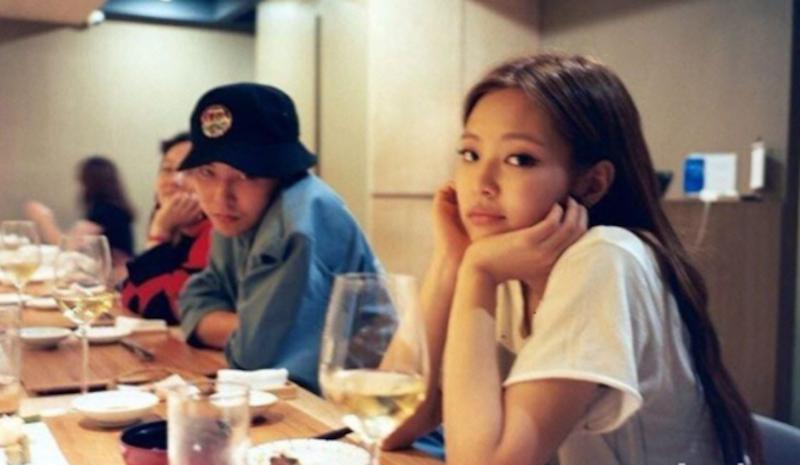 G-Dragon và Jennie: Khi 'ông hoàng Kpop' hẹn hò nữ thần đắt giá nhất BlackPink