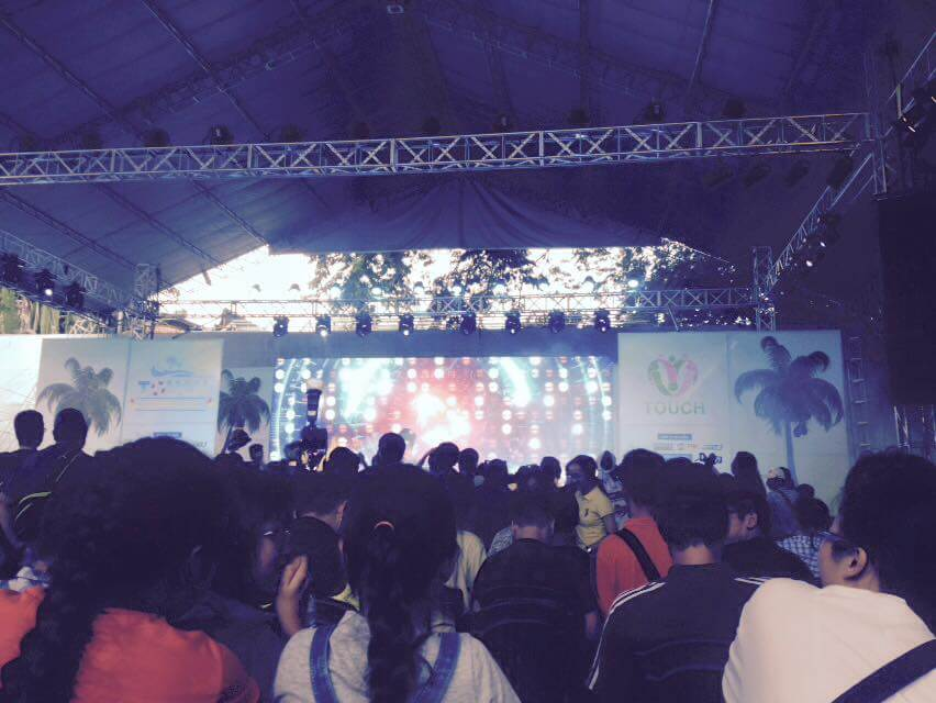 [REVIEW] TOUCH Festival, những điểm cộng – trừ