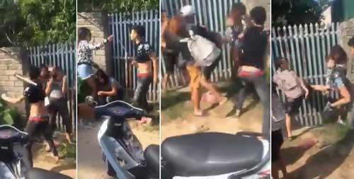 Nóng 12h qua: Cô gái bị 5 thanh niên đánh dã man khiến cộng đồng mạng sốc