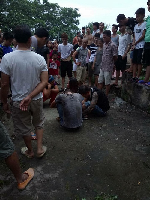 Thực hư clip bắt 3 người đào trộm mộ xôn xao cộng đồng mạng