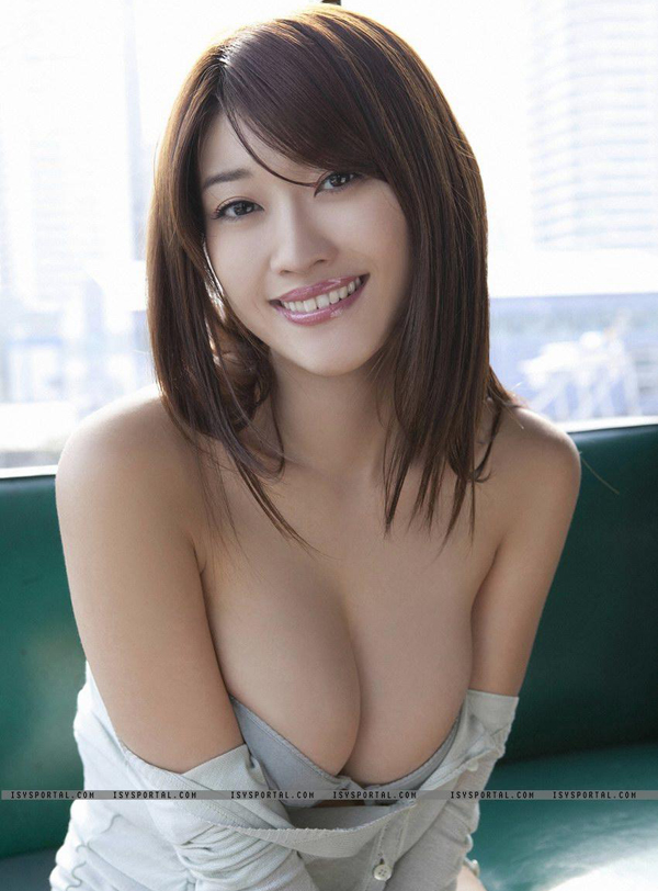 Mikie Hara: Người đẹp sở hữu bầu ngực đẹp nhất Nhật Bản