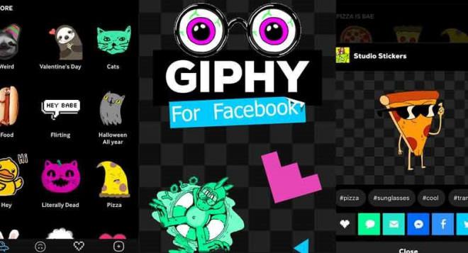 """Facebook chi số tiền """"khủng"""" mua dịch vụ ảnh động Giphy"""
