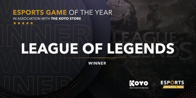 LMHT thắng lớn tại Esports Awards 2020, sao trẻ mới gia nhập T1 đoạt giải 'Tân binh của năm'