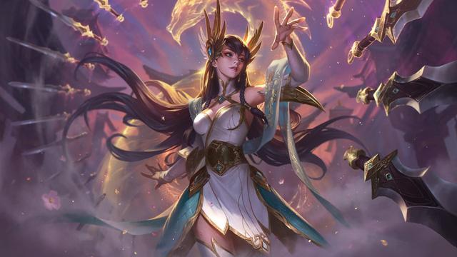 """""""Thiêu đốt"""" mọi ánh nhìn với cosplay Irelia Thánh Kiếm có tâm hồn cực đẹp"""