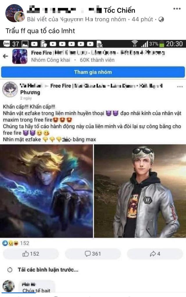 Game thủ Việt đòi kiện LMHT và cả Tốc Chiến, tố cáo Ezreal đã đạo nhái nhân vật của một tựa game có tiếng