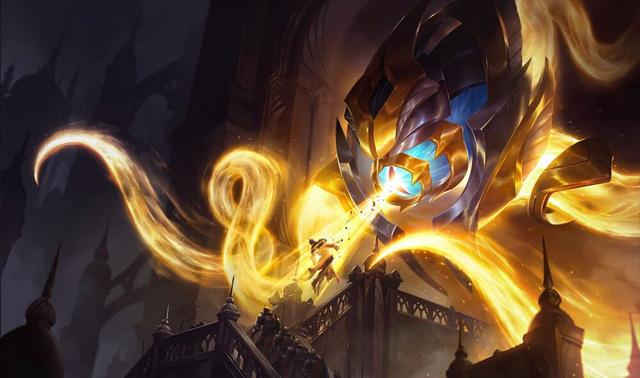 """Đấu Trường Chân Lý: Tìm hiểu lối chơi """"Vel'Koz hủy diệt"""" với đội hình Thiên Thần – Ma Pháp Sư"""