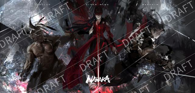 """PUBG """"kiếm hiệp"""" Naraka: Bladepoint sắp trở lại, ấn định thời gian ra mắt bản Beta mới, gấp đôi số nhân vật khả dụng"""