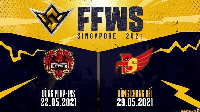 6 đội tuyển đáng chú ý nhất tại FFWS 2021 Singapore