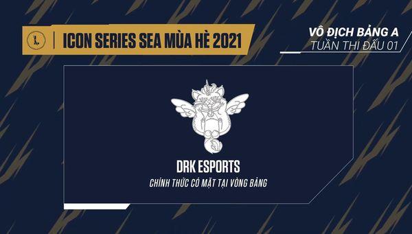 Tốc Chiến – Icon Series SEA Mùa Hè: SGP và SBTC dừng bước
