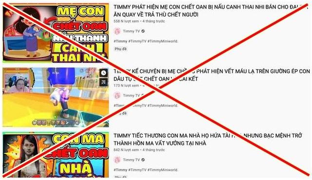 """Chủ kênh Timmy TV xin lỗi cộng đồng, ẩn video, tạm ngưng hoạt động YouTube sau """"biến"""" lớn"""