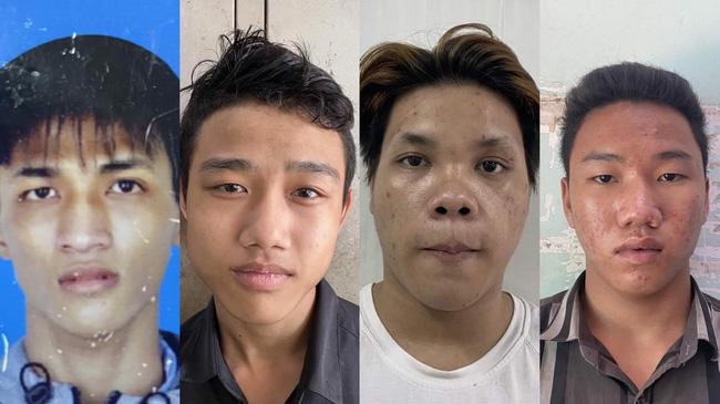 TP.HCM: Bắt băng nghiện game chuyên trộm cắp, cướp giật tài sản của người dân