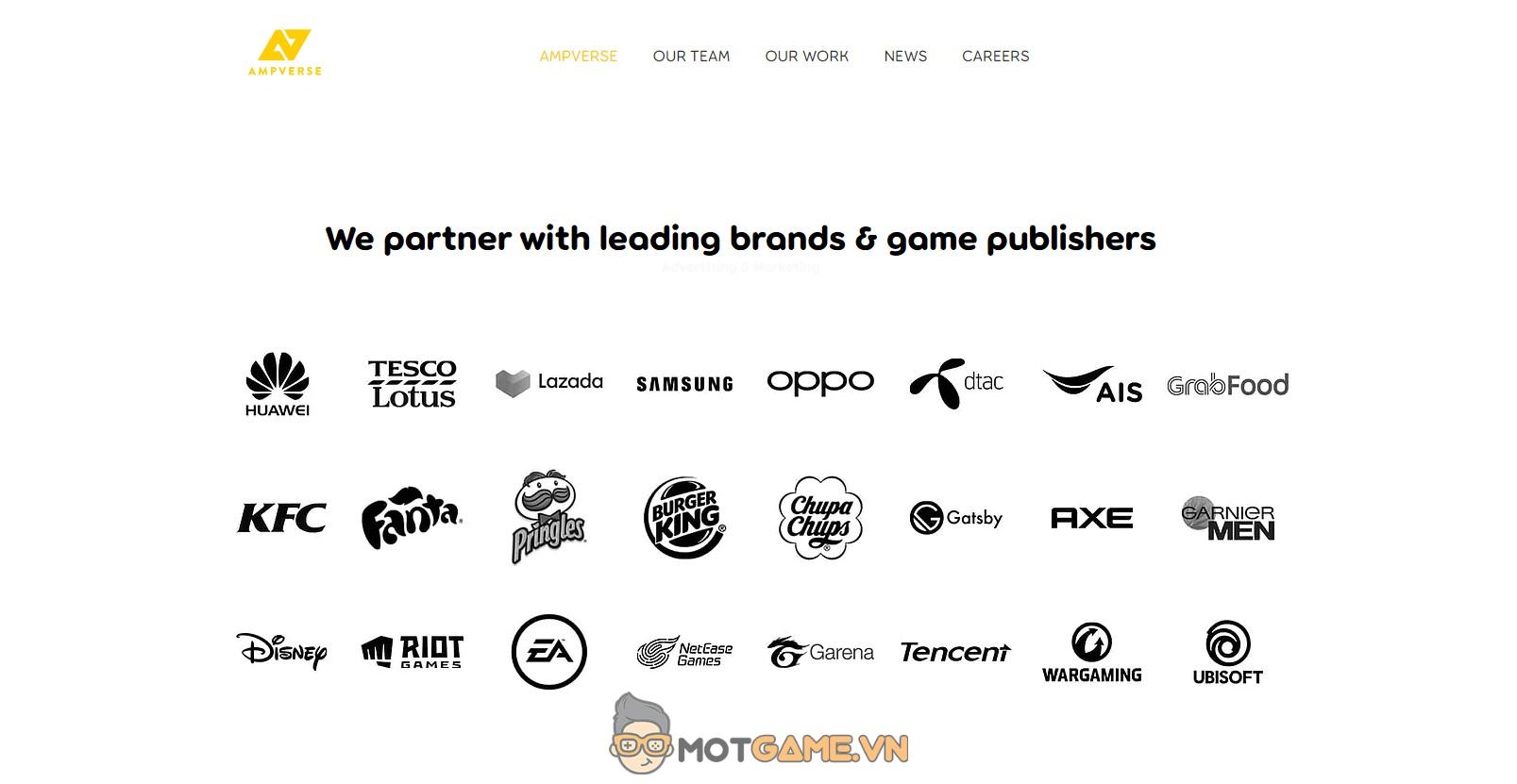 Ampverse – Nhà tài trợ khủng của SBTC Esports là ai?