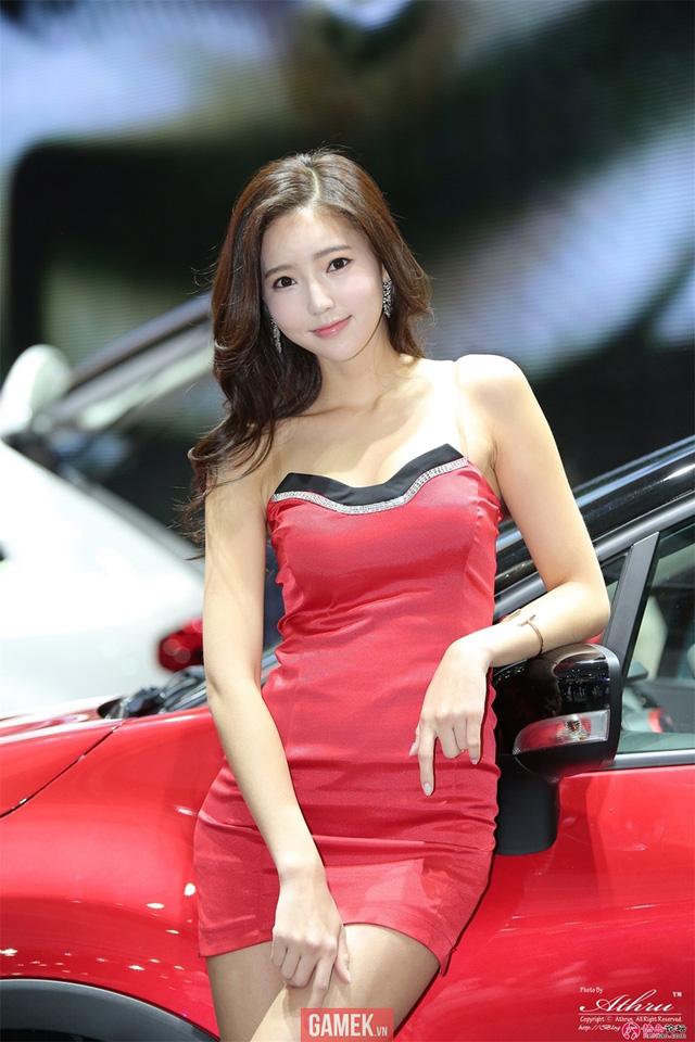 Kim Bo Ra – Nữ người mẫu game trẻ tuổi cực tiềm năng tại Hàn Quốc