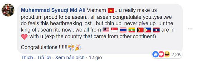 U23 Việt Nam nhận muôn vàn lời khen từ cộng đồng mạng quốc tế