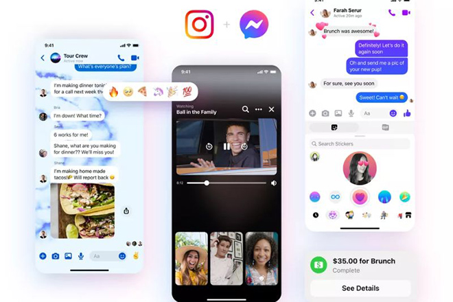Bạn biết gì về ý nghĩa icon mới của ứng dụng Facebook Messenger?