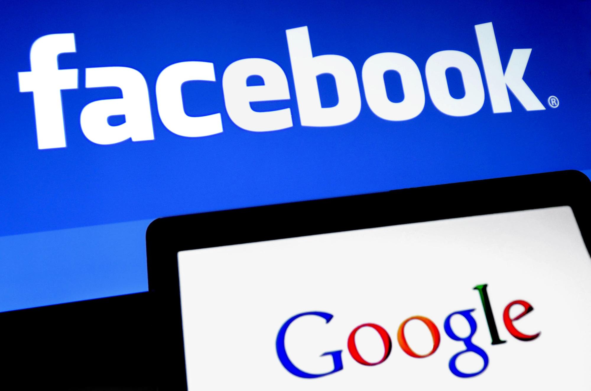 Chính phủ Mỹ mạnh tay với Google và Facebook