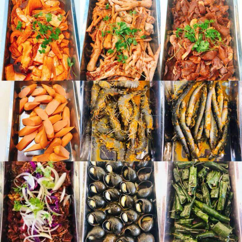 Top 12 địa chỉ ăn buffet ngon và chất lượng nhất TP. Biên Hòa, Đồng Nai