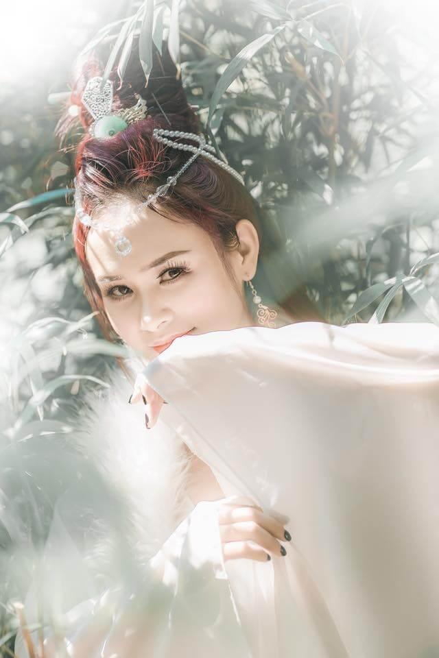 VLTK Mobile: Meo Meo bật mí địa điểm thần tiên chụp cosplay Thiên Sơn