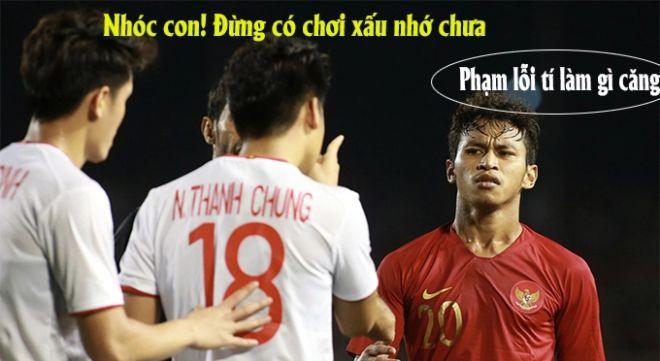 Cộng đồng mạng hết lời khen ngợi U22 Việt Nam, chế ảnh hài hước