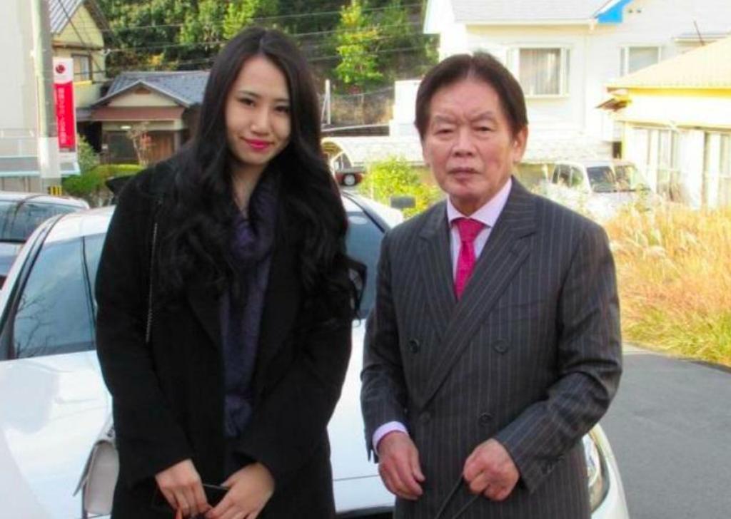 Người mẫu Nhật tẩu tán tài sản sau khi hạ độc chồng đại gia?