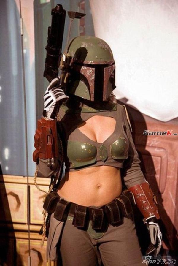 Sự nổi loạn của các fan nữ series Star Wars