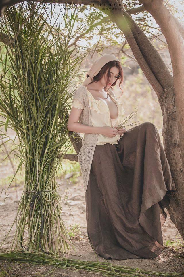 Đẹp phồn thực và gợi cảm với bộ ảnh gái xinh theo phong cách Cô Gái Hà Lan thời hiện đại