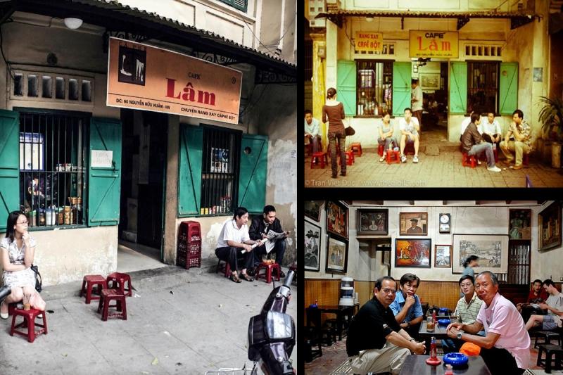 Top 7 Quán cà phê nổi tiếng Hà Nội xưa