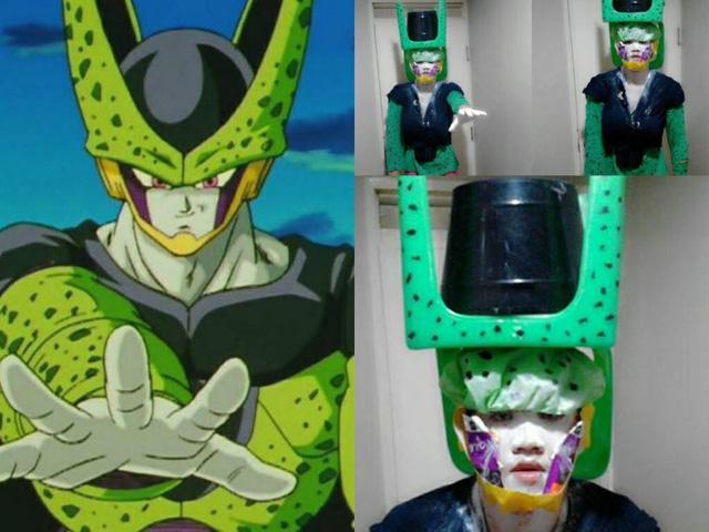 """Loạt ảnh cosplay Dragon Ball phá vỡ mọi giới hạn tưởng tượng của """"thánh"""" Low cost cosplay"""