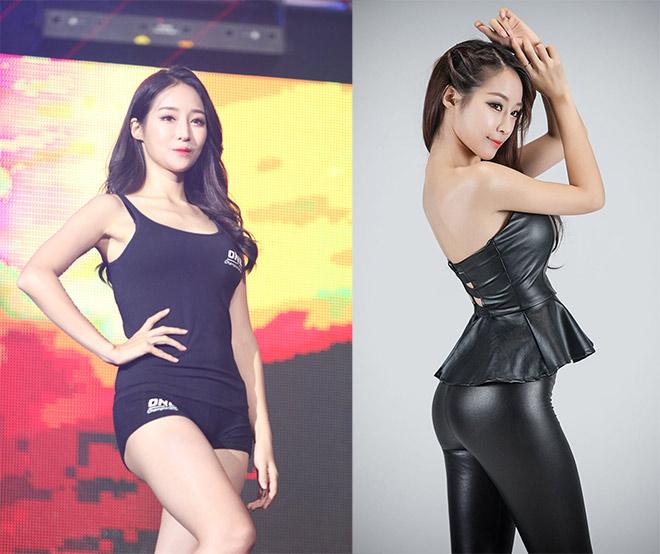 """Hot girl đẹp nhất châu Á ở sàn võ MMA: """"Nữ hoàng"""" Lee Ji Na bị soán ngôi."""