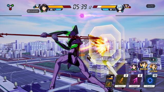 """Siêu phẩm anime EVA Battlefields chính thức được phát hành, song đây mới là thứ game thủ quan tâm và """"thèm muốn"""""""