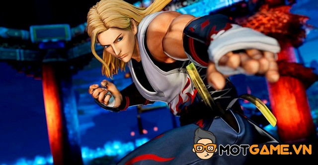 The King of Fighters XV: Andy Bogard tái xuất giang hồ