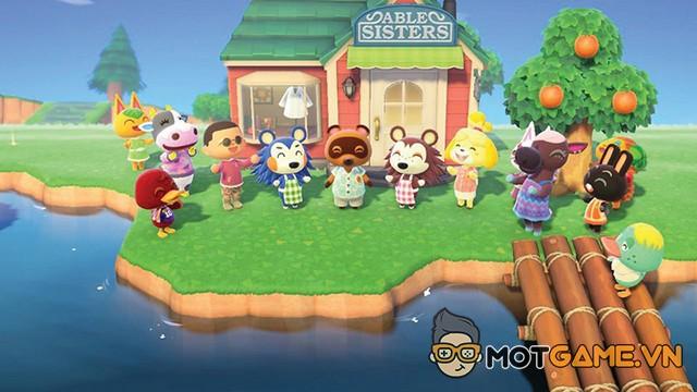 Animal Crossing suýt nữa thì bán chạy nhất mọi thời đại trên Switch