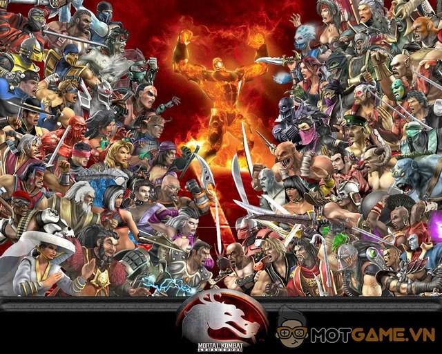 Cốt truyện Mortal Kombat: Trận chiến diệt thế – P.5