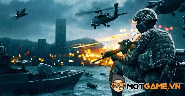 Môi trường Battlefield 6 sẽ bị ảnh hưởng bởi thảm hoạ thiên nhiên?