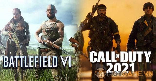 Liệu Battlefield 6 sẽ hạ bệ được Call of Duty 2021?