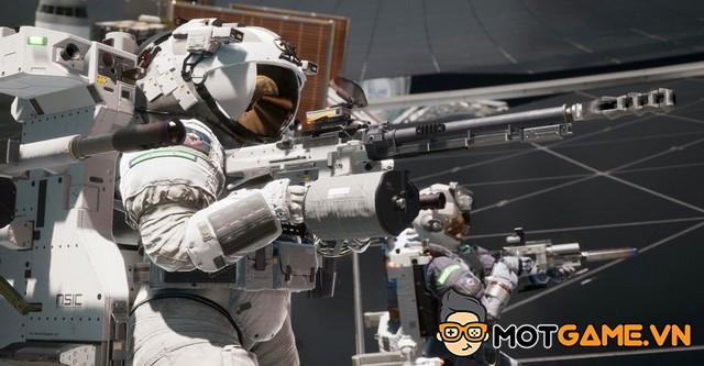 Boundary – Phi hành gia bắn súng ngoài không gian