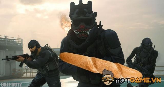 Call of Duty: Warzone, khi game thủ dùng bánh mì để bán hành cho kẻ địch